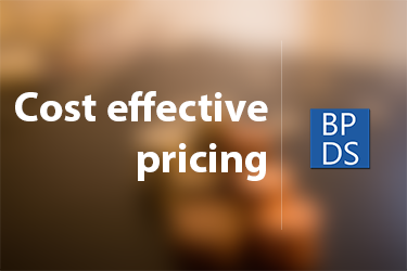 cost-effective pricing
